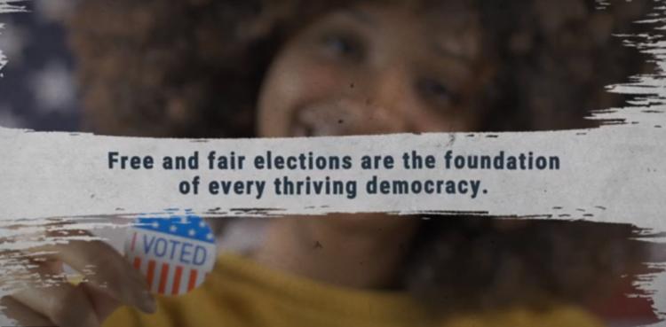 选票的力量[视频]