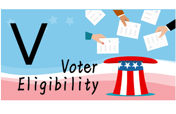 投票资格 (Voter Eligibility)