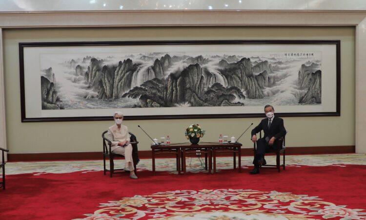Wendy Sherman-Wang Yi (US Department of State photo)