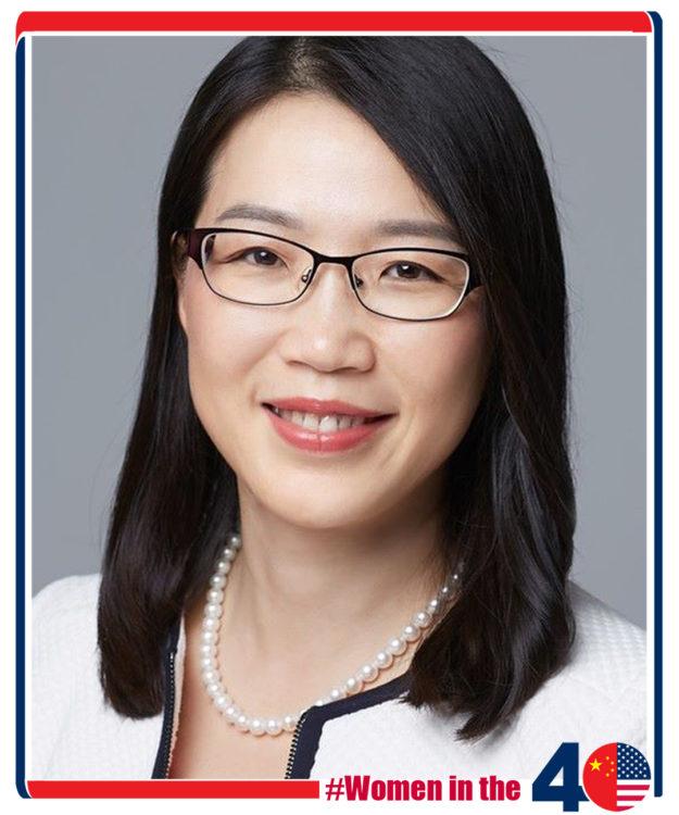 Michelle Zou (Zou Yingyi)