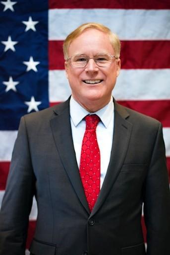Photo of Chargé d'Affaires Robert W. Forden