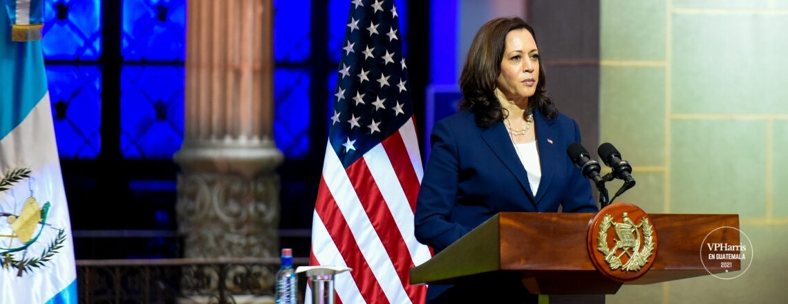 Remarks by Vice President Harris and President Giammattei in joint Press Conference