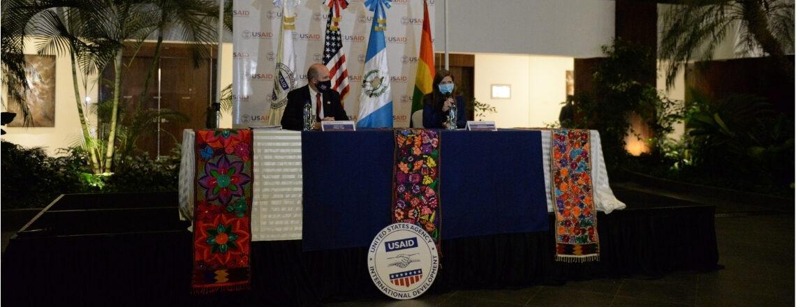 Press Conference: USAID Administrator Samantha Power and Ambassador Popp