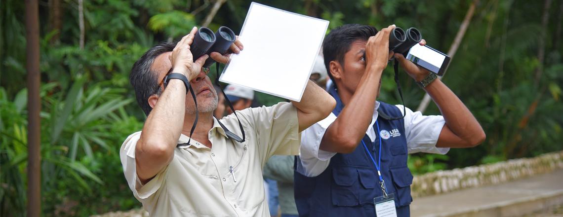 Proyectos de Preservación del Medio Ambiente en Petén