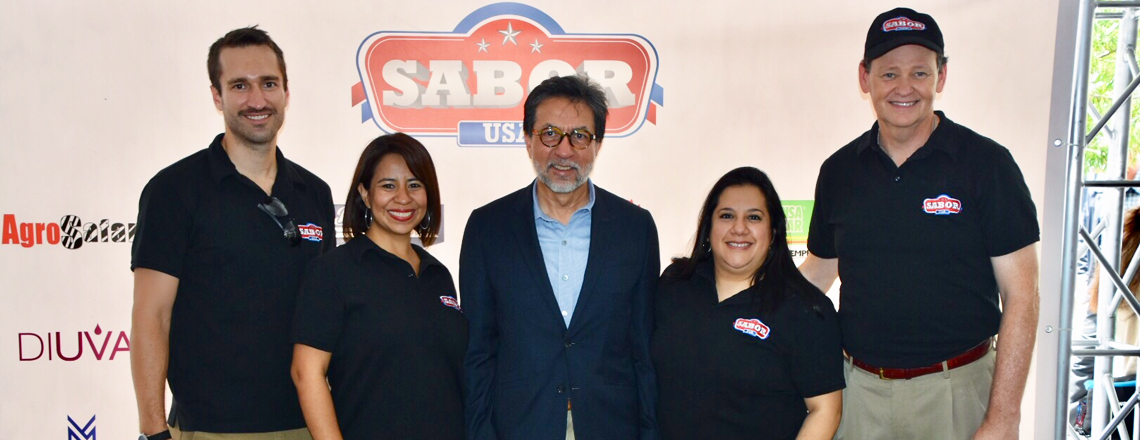 SaborUSA presented several leading gastronomic products from the U.S.