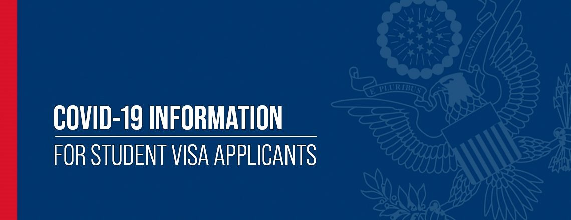 Update on Student Visas