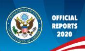 Website Reporte oficial 2020