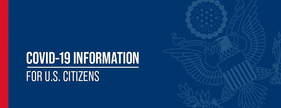COVID-19 Information for U.S. Citizens in Guatemala