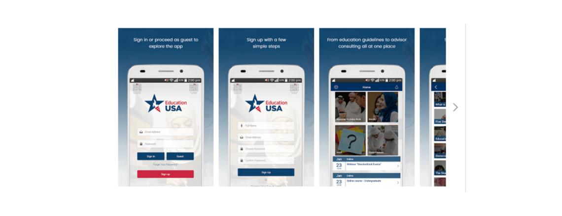 EducationUSA UAE App!