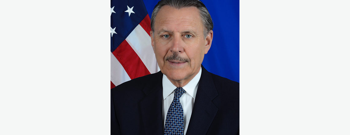 New U.S. Ambassador Arrives in Abu Dhabi