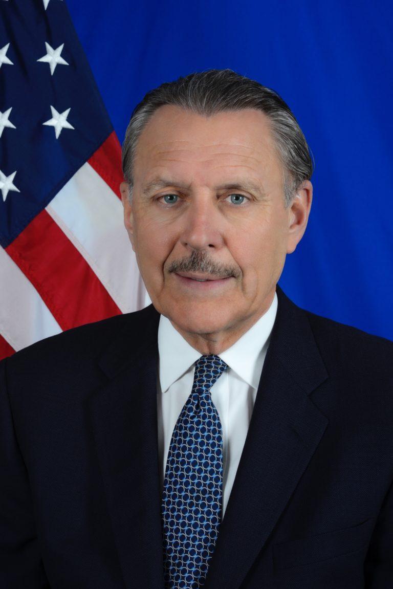 Photo of Ambassador John Rakolta Jr.