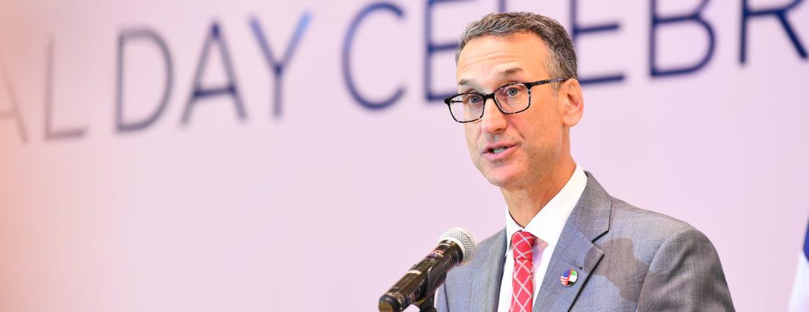Remarks for Chargé d'Affaires Steven C. Bondy 2019 National Day Event