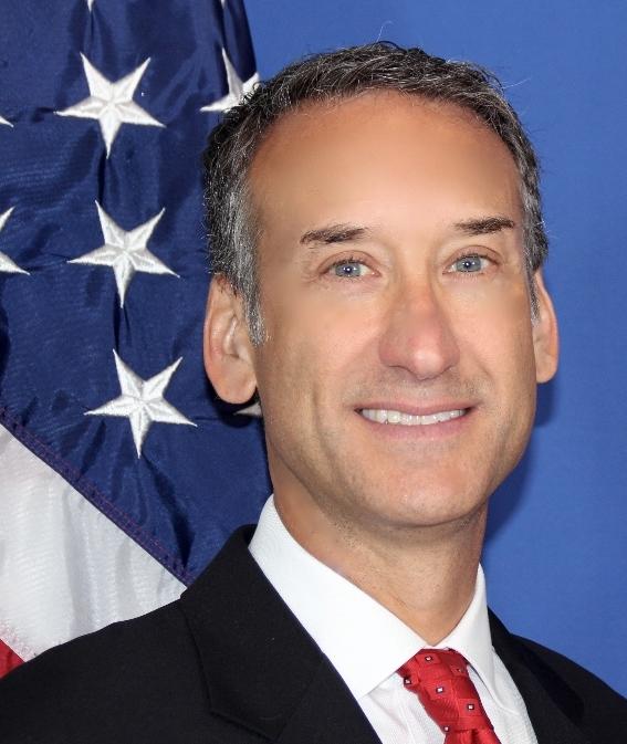 Photo of Chargé d'Affaires Steven C. Bondy