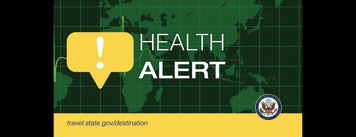 Health Alert – U.S. Embassy Bangui, Central African Republic (March 14, 2020)