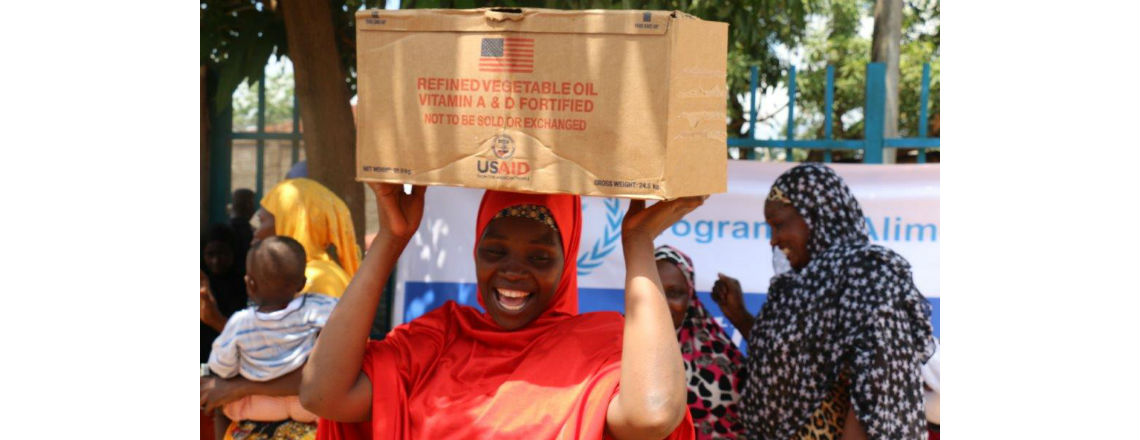 United States Gives $50 million in emergency food aid to Central Africans
