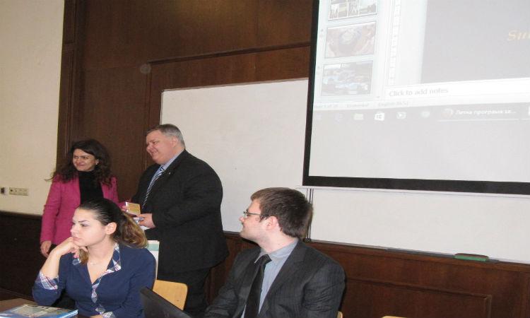 Deputy Consul Visits Varna
