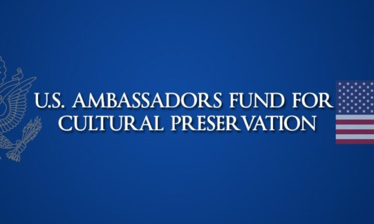 CALL FOR PROPOSALS FOR THE 2018 AMBASSADOR'S FUND FOR CULTURAL PRESERVATION (AFCP)