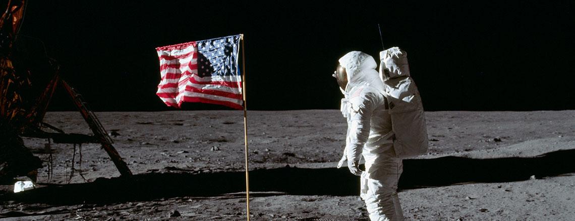 50 години от кацането на Аполо 11 на луната