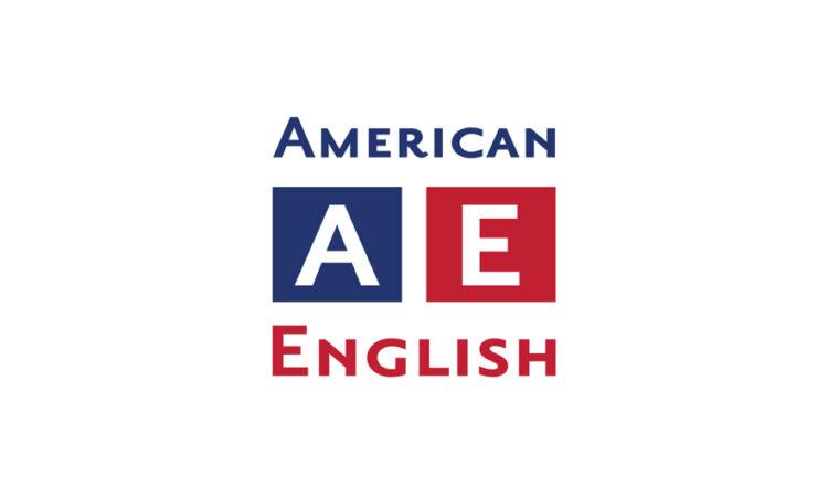 American English logo