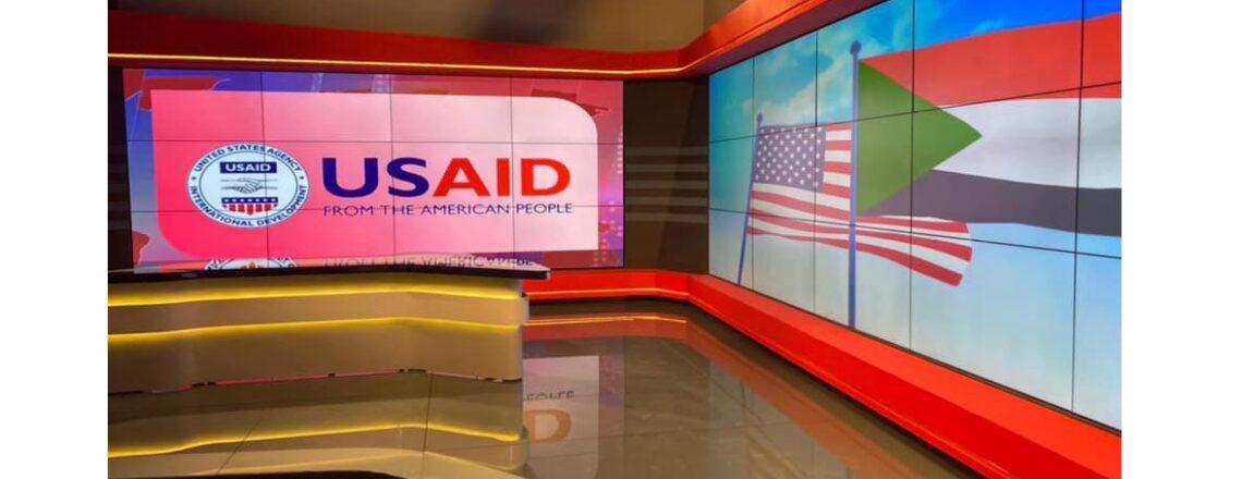 USAID makes news headlines again!