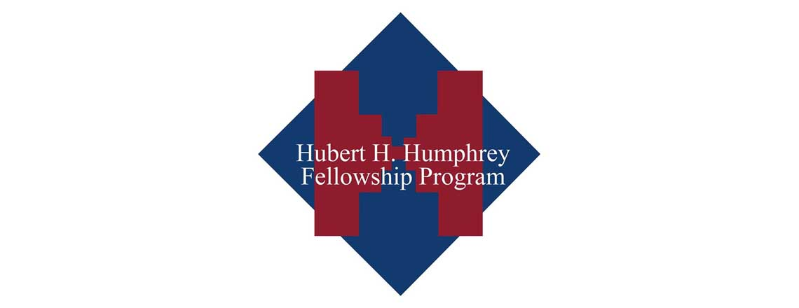 Invitation to apply for the 2020-2021 Hubert H. Humphrey Fellowship Program
