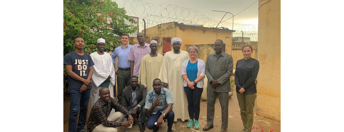 West and Central Darfur visit