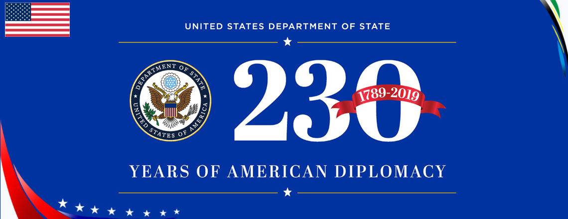 230th Anniversary of the Department of State