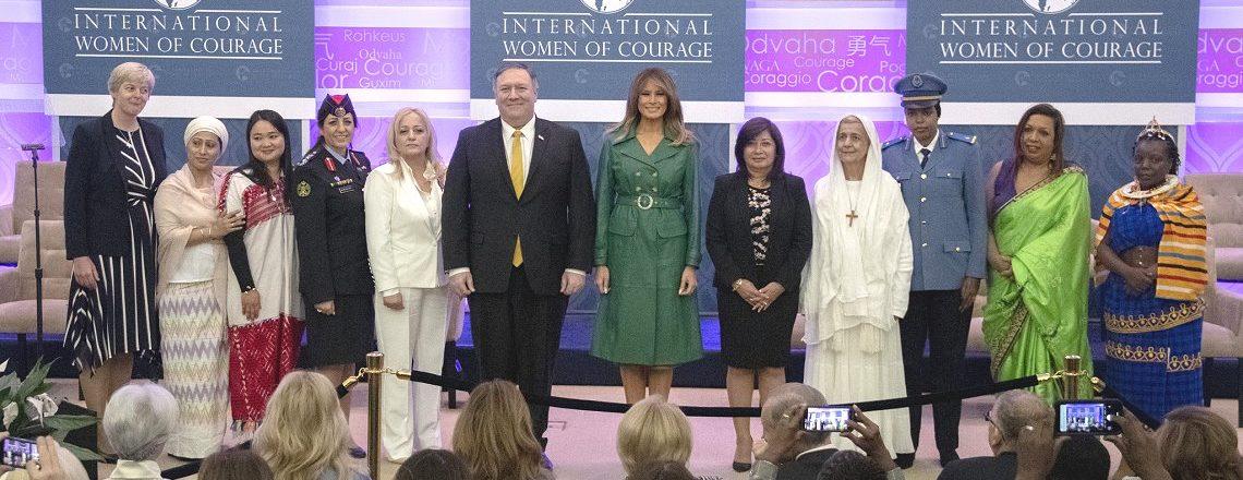 2019 International Women of Courage Award