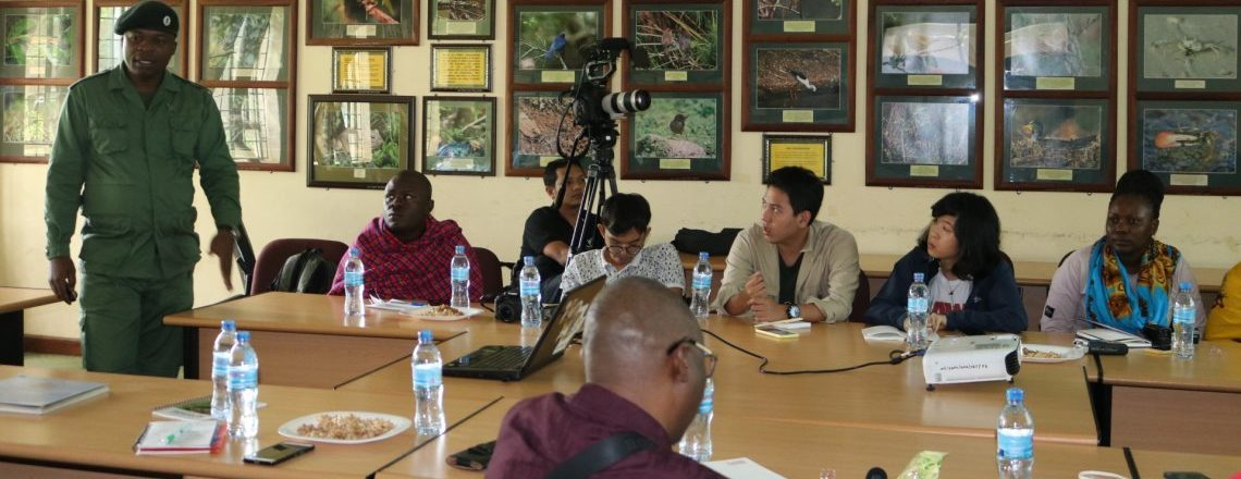U.S. Supports Africa-Asia Journalist Exchange Program