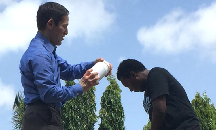 CDC Director Dr. Tom Frieden Visits Tanzania