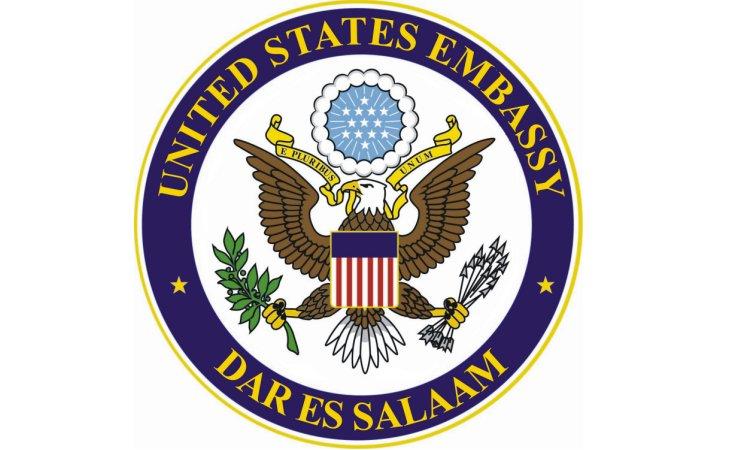 Logo - U.S. Embassy Dar es Salaam