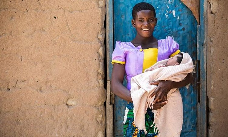 USAID and Vodafone are partnering to reach more mothers in rural Tanzania with emergency transport services so they can safely deliver their babies.
