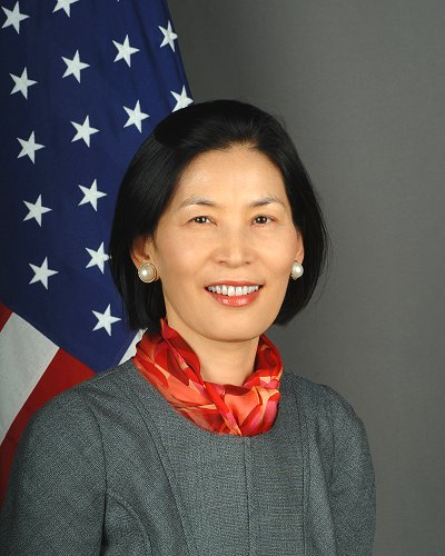 Photo of Chargé d'Affaires Inmi Patterson