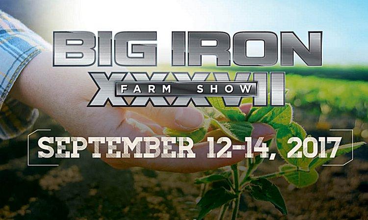Big Iron Farm Show 2017