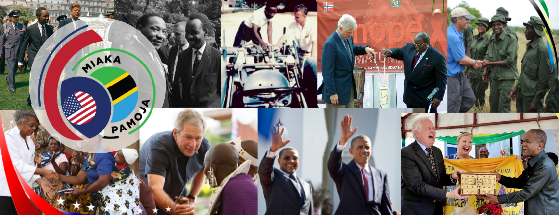 A message from Dr. Donald Wright, U.S. Ambassador to Tanzania