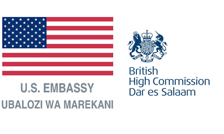 U S  Embassy in Tanzania