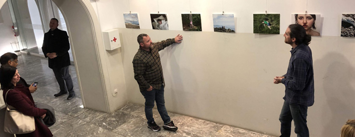 A Week of Spreading American Culture in Kamnik