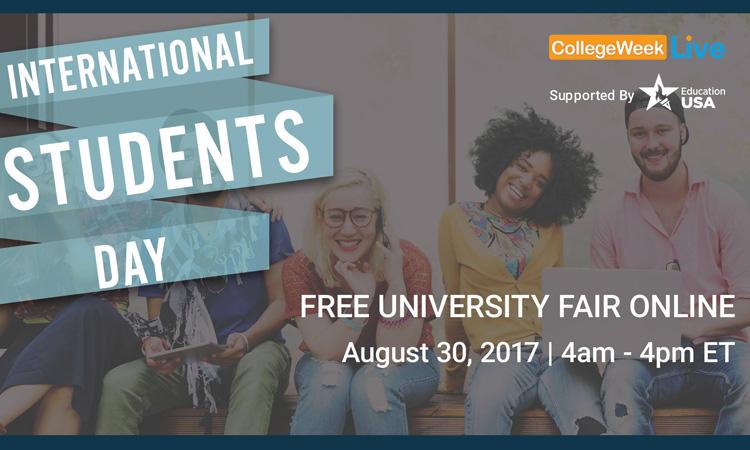 International Students Day - Online University Fair | U S  Embassy