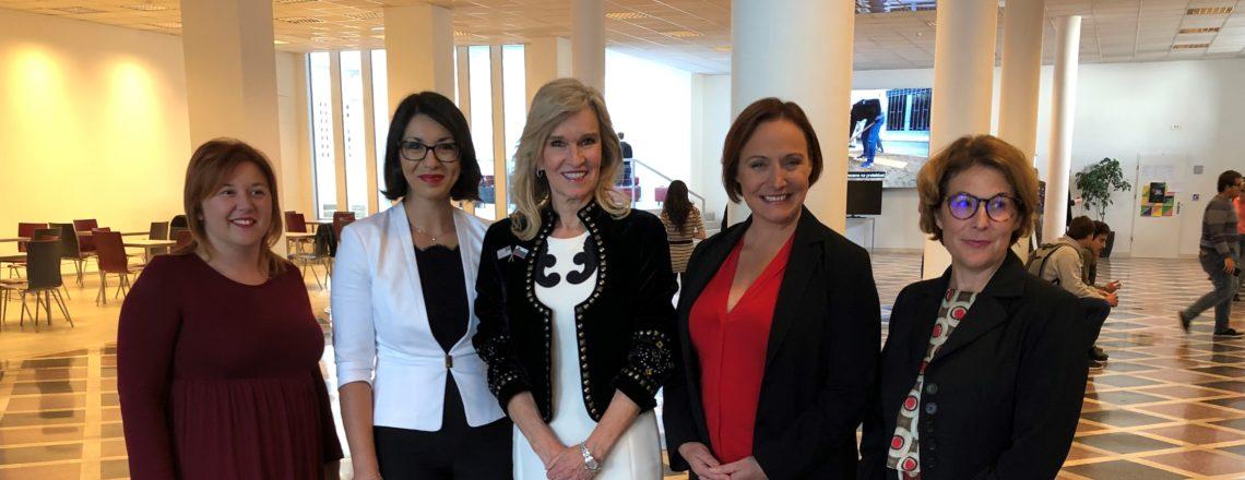 Ambassador Blanchard Remarks at Women in STEM Roundtable