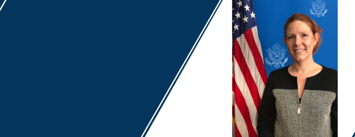 Susan K. Falatko is now Charge d'Affaires at the U.S. Embassy in Ljubljana