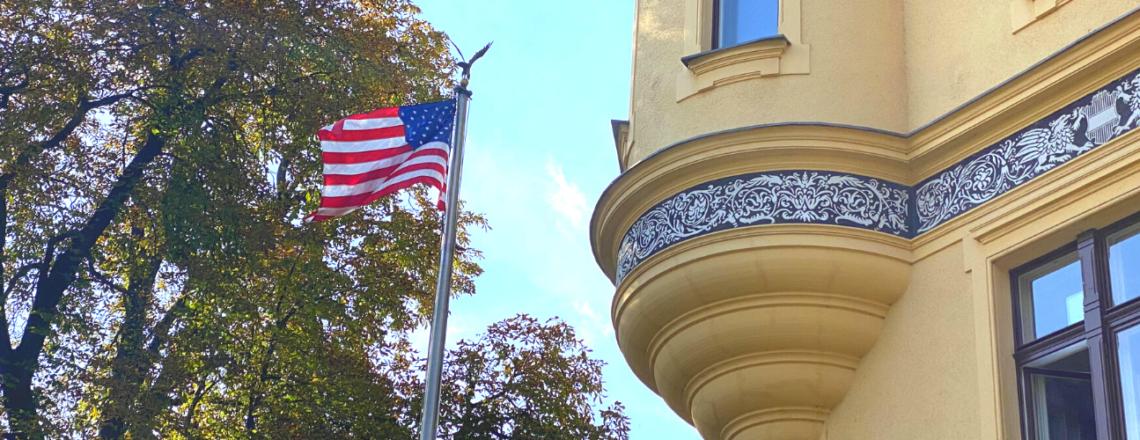 U.S. Embassy Ljubljana: Who we are & what we do (Video)