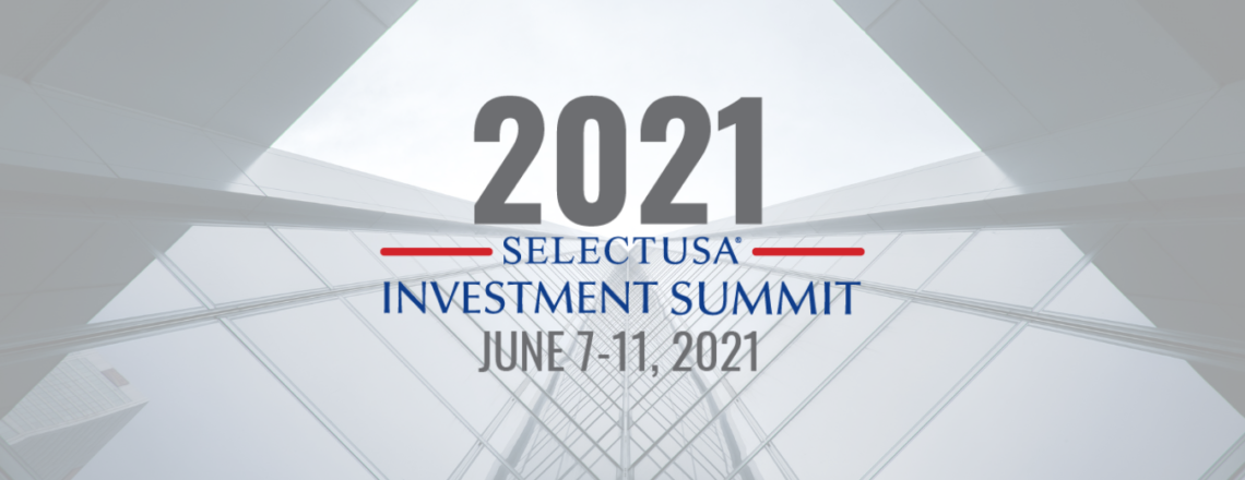 The SelectUSA Investment Summit