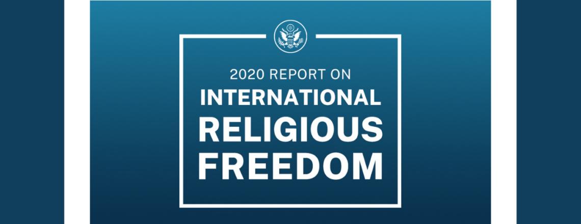 2020 Report on International Religious Freedom: Slovenia