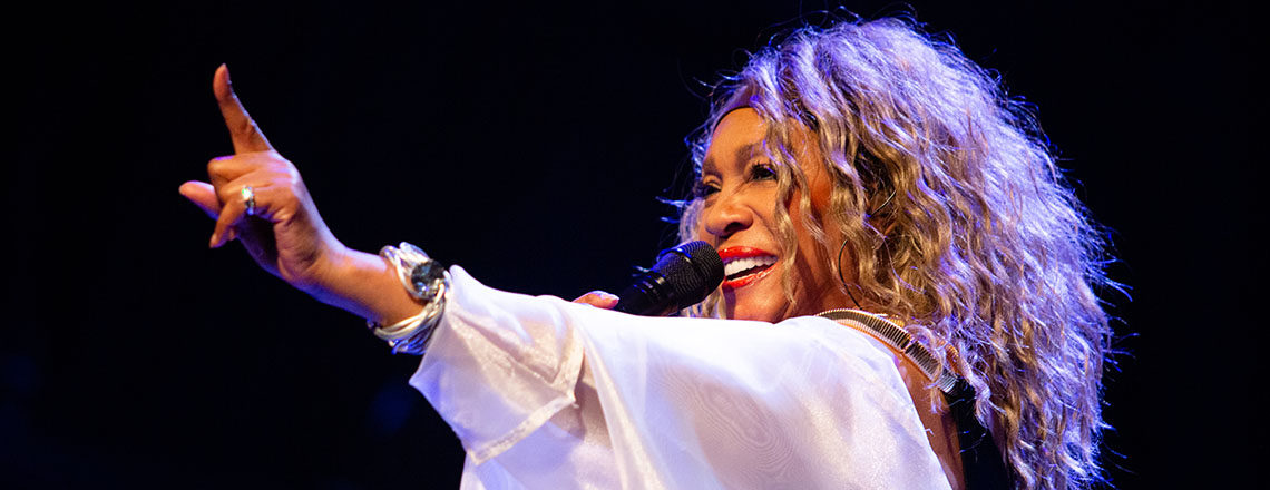 Mary Wilson Shares the Supreme Music and Energy with the Slovenian Audience