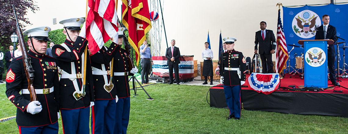 U.S. Embassy Celebrates Independence Day, 2019