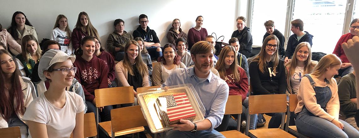 U.S. Mission Speaker Program – April 2019