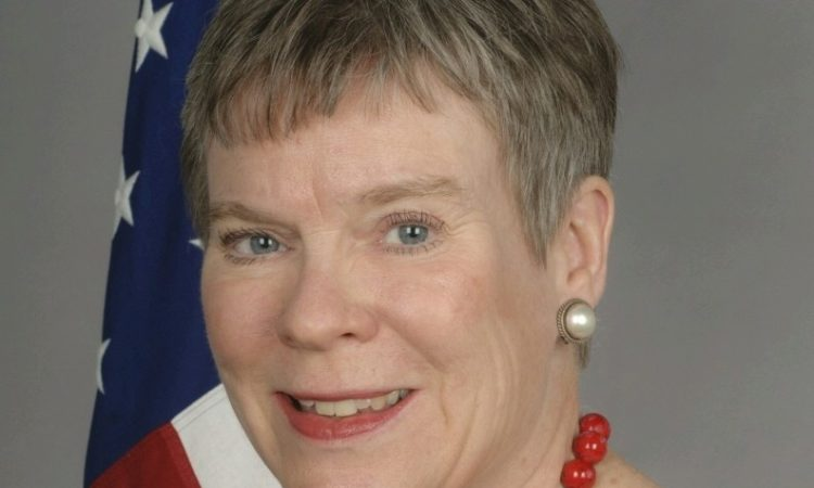 Rose E. Gottemoeller, Under Secretary for Arms Control and International Security (Dept. of State)