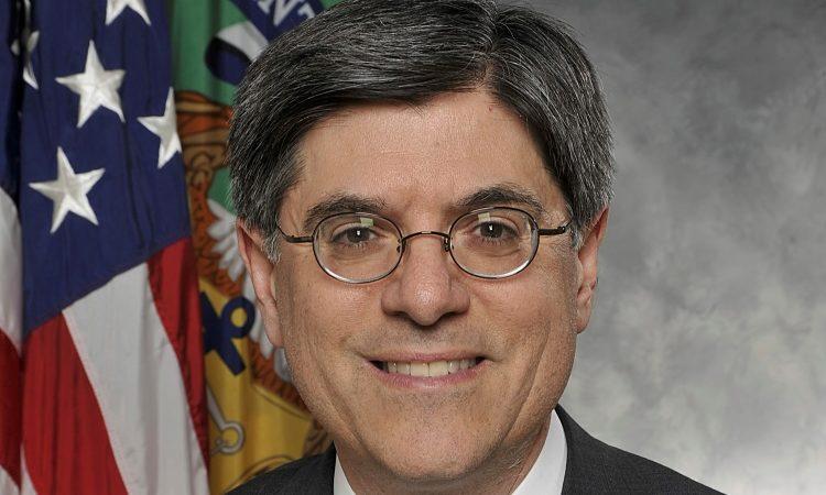 Jacob Lew Secretary of Treasure