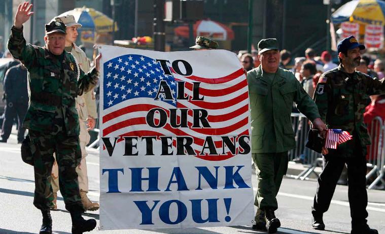 Resultado de imagen de veteranos de guerra