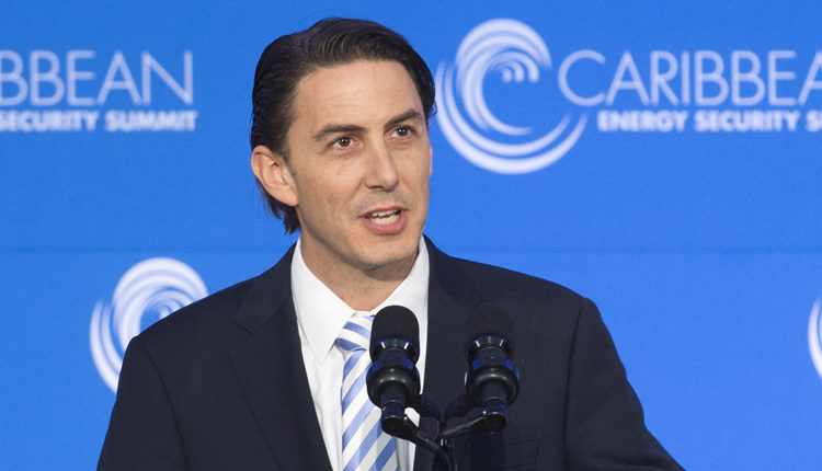 Special Envoy and Coordinator for International Energy Affairs Amos Hochstein (Photo: Dept. of State)